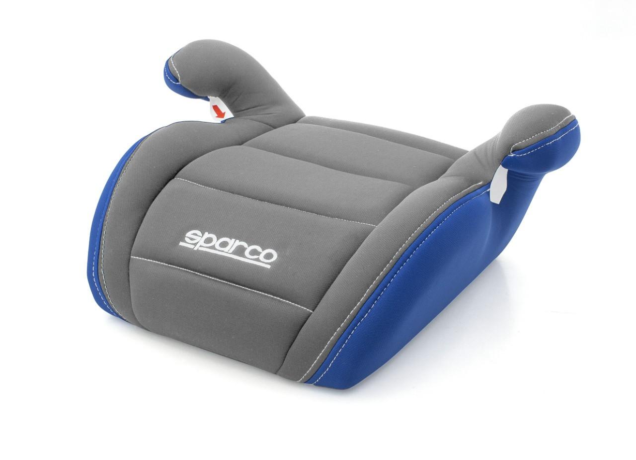 Fotelik Dziecięcy Samochodowy SPARCO F100K ( 9-36kg ) - GRUBYGARAGE - Sklep Tuningowy